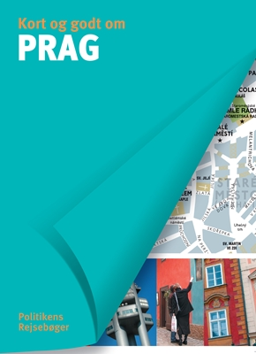 Kort og godt om Prag William Fischer m.fl. 9788740011623