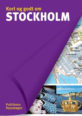 Kort og godt om Stockholm  9788740024715