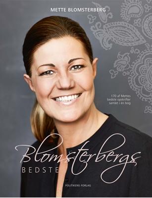 Blomsterbergs bedste Mette Blomsterberg 9788740036046