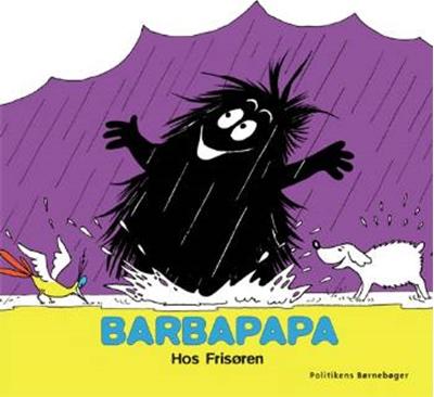 Barbapapa - Hos frisøren Annette Tison 9788756792158