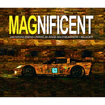 Magnificent Nils Finderup, Jan Kaiser 9788798982661