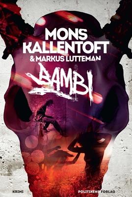Bambi Mons Kallentoft, Markus Lutteman 9788740015287