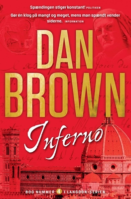 Inferno Dan Brown 9788740044102