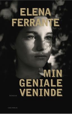 Min geniale veninde Elena Ferrante 9788792884107