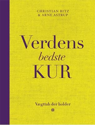 Verdens bedste kur Arne Astrup, Christian Bitz 9788740002430