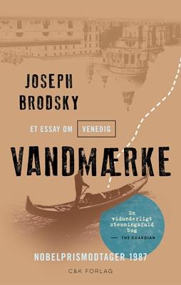 Vandmærke Joseph Brodsky 9788792884299