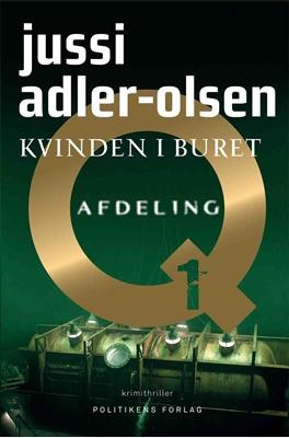 Kvinden i buret - filmudgaven Jussi Adler-Olsen 9788740009637