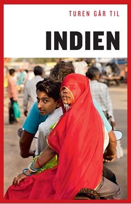 Turen går til Indien Tore E H Holst 9788740003475