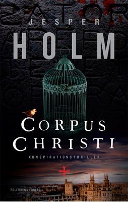 Corpus Christi Jesper Holm 9788740034400