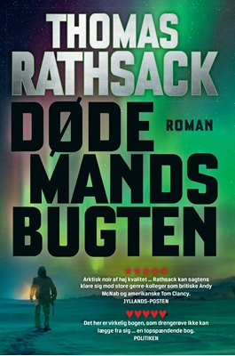 Dødemandsbugten Thomas Rathsack 9788740046304