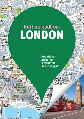 Kort og godt om London  9788740032888
