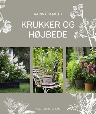 Krukker og højbede Karina Demuth 9788740034240