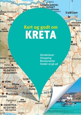 Kort og godt om Kreta.  9788740034943