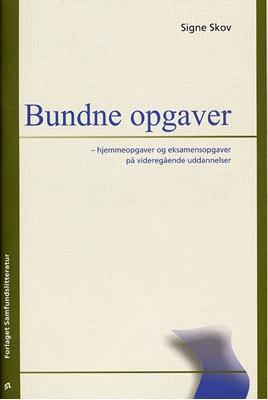 Bundne opgaver Signe Skov 9788759314029
