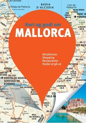 Kort og godt om Mallorca  9788740034967
