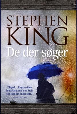 De der søger Stephen King 9788793323209