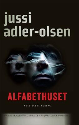 Alfabethuset Jussi Adler-Olsen 9788740021066