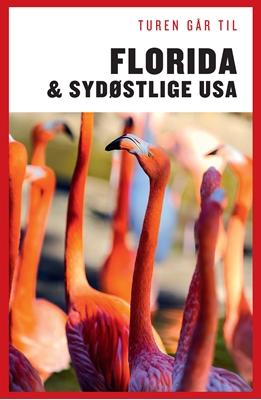 Turen går til Florida & Det sydøstlige USA Morten Scholz 9788740018196