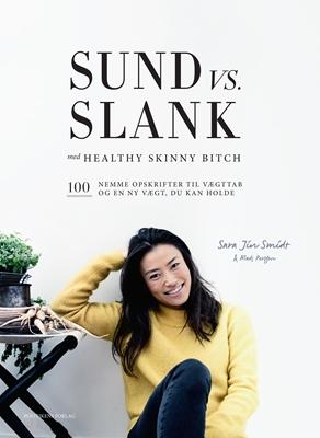 Sund vs. slank Sara Jin Smidt, Mads Persson 9788740041729
