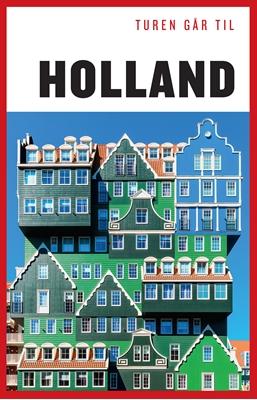 Turen går til Holland Anette Jorsal 9788740039092