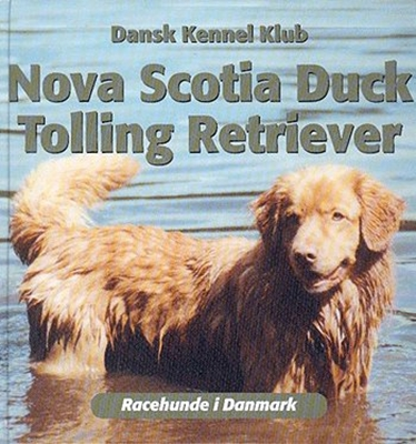 Nova Scotia duck tolling retriever Anne Marie Henriksen 9788778574497