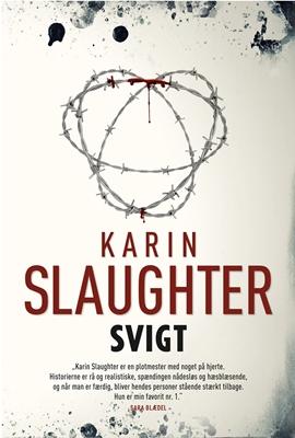 Svigt (pb stort format) Karin Slaughter 9788792845030