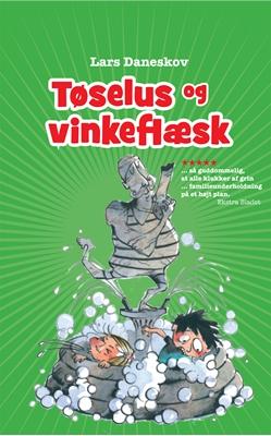 Tøselus og vinkeflæsk Lars Daneskov 9788740015126