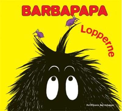 Barbapapa - Lopperne Annette Tison 9788756792134