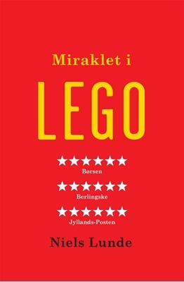 Miraklet i LEGO Niels Lunde 9788776922399