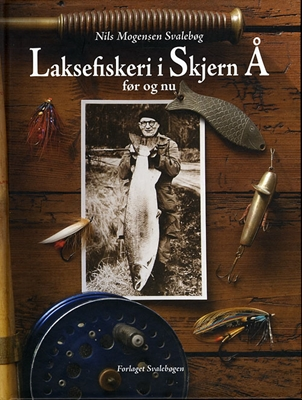 Laksefiskeri i Skjern Å Nils Mogensen Svalebøg 9788791072208