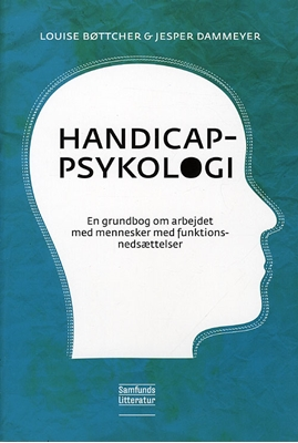 Handicappsykologi Jesper Dammeyer, Louise Bøttcher 9788759314401