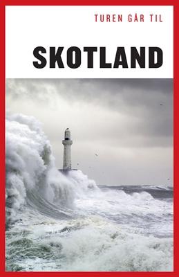Turen går til Skotland Bjarne Nørum 9788740025361