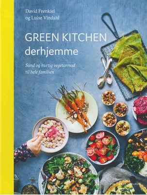 Green Kitchen derhjemme Luise Vindahl, David Frenkiel 9788740040265
