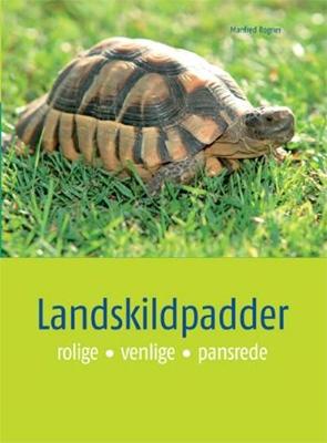 Landskildpadder Manfred Rogner 9788778575494