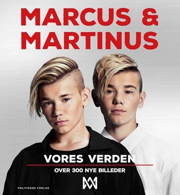 Marcus & Martinus - Vores verden Martinus, Marcus 9788740044287