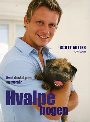 Hvalpebogen Scott Miller 9788778575302