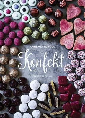 Konfekt AnneMette Voss, Annemette Voss Fridthjof 9788740038996