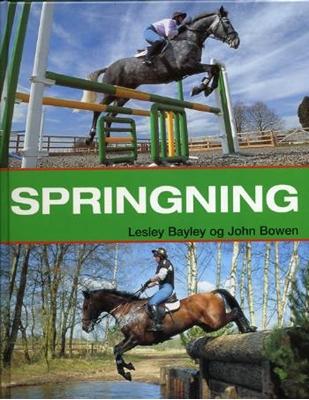 Springning Lesley Bayley John Bowen 9788778574664