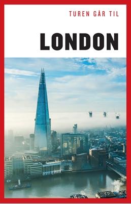 Turen går til London Gunhild Riske 9788740034745