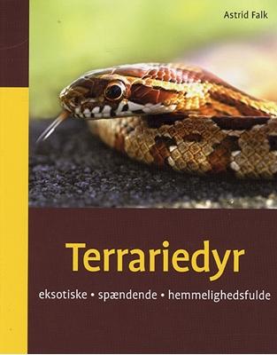 Terrariedyr Astrid Falk 9788778575579