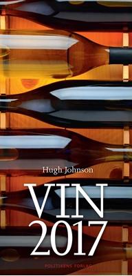 Vin 2017 Hugh Johnson 9788740027440