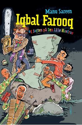 Iqbal Farooq og jagten på den lille havfrue Manu Sareen 9788740034653
