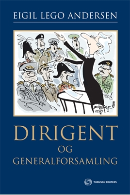 Dirigent og Generalforsamling Eigil Lego Andersen 9788761928757