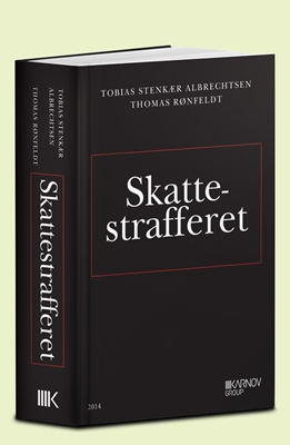 Skattestrafferet Tobias Stenkær Albrechtsen, Thomas Rønfeldt 9788761934970