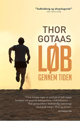 Løb gennem tiden Thor Gotaas 9788793166974
