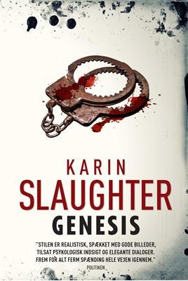 Genesis (stor pb) Karin Slaughter 9788792639523