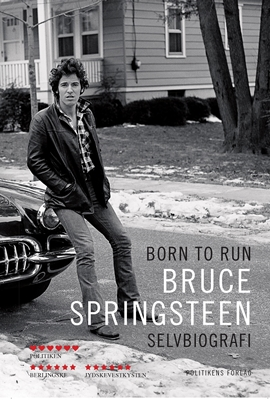 Born to run Bruce Springsteen 9788740031867