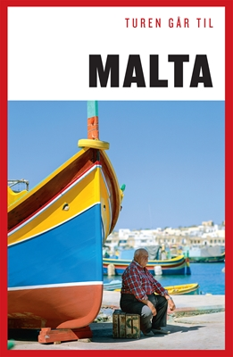 Turen går til Malta Hanne Høiberg 9788740023008