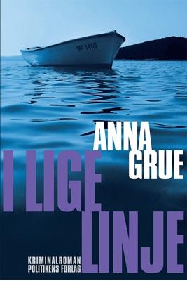 I lige linje Anna Grue 9788740024876