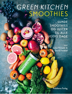 Green Kitchen Smoothies Luise Vindahl, David Frenkiel 9788740031881